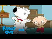 Catch Up- Stewie Beats Brian - FAMILY GUY