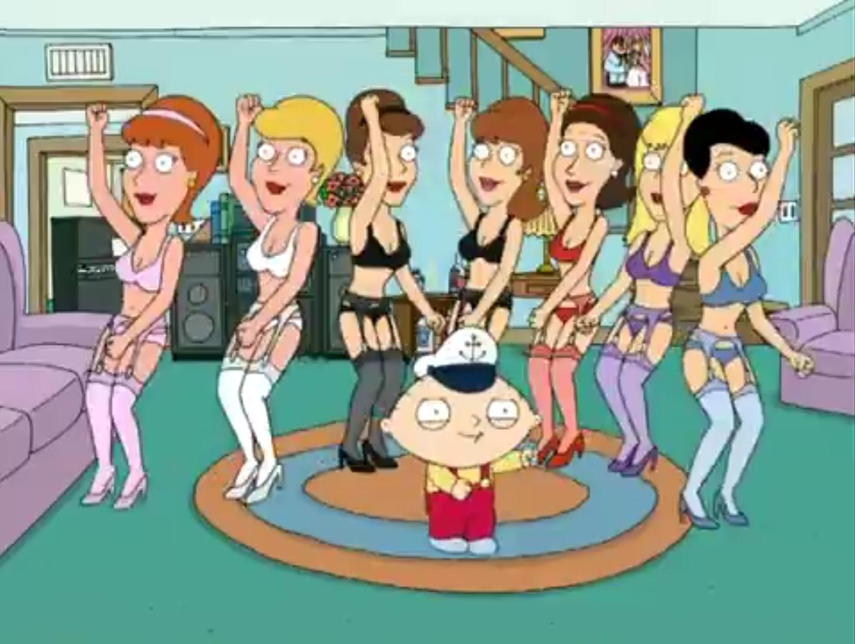 Guy sexy family Family Guy: