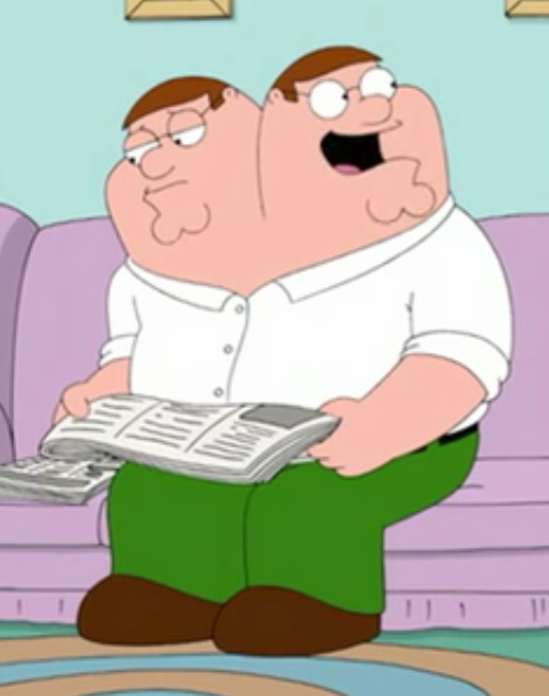 Two Headed Peter