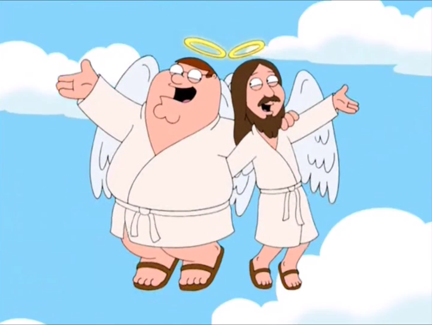 Me and Jesus