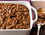 Beer baked beans 01