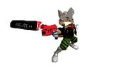 Dark suicide razor the fox