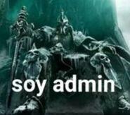 Soy admin
