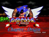 Sonic EXE. chapters: origin