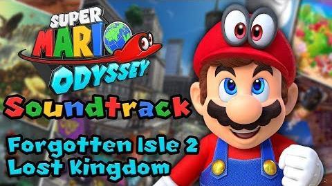 Forgotten Isle 2 (Lost Kingdom) - Super Mario Odyssey Soundtrack