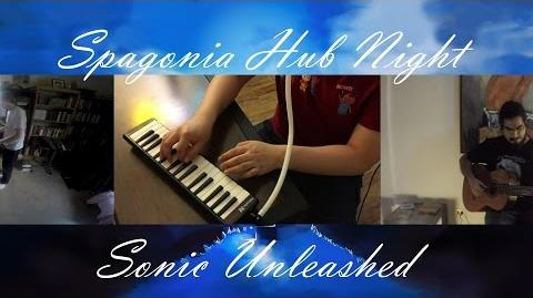 A Night in Old Spagonia (Spagonia Hub Night) - Sonic Unleashed - Materia Collective