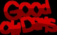 GoodOldDaysLogo