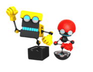 Orbot and cubot 2016 render by nibroc rock-da58s6s