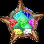 Con las 7 Chaos Emeralds