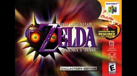 The Legend of Zelda Majora's Mask - Mikau's Song