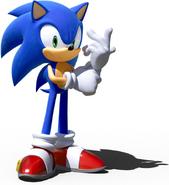 TSR Sonic (shadow)