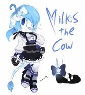 Milkis boceto