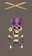 Marioneta Fanboy