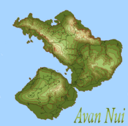 Avan Nui mapa