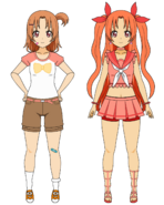 Marin and Cure Coral Profile