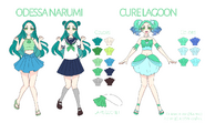 Cure Lagoon