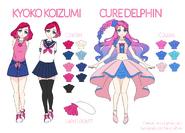 Cure Delphin