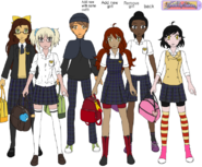 PCSH-uniforms