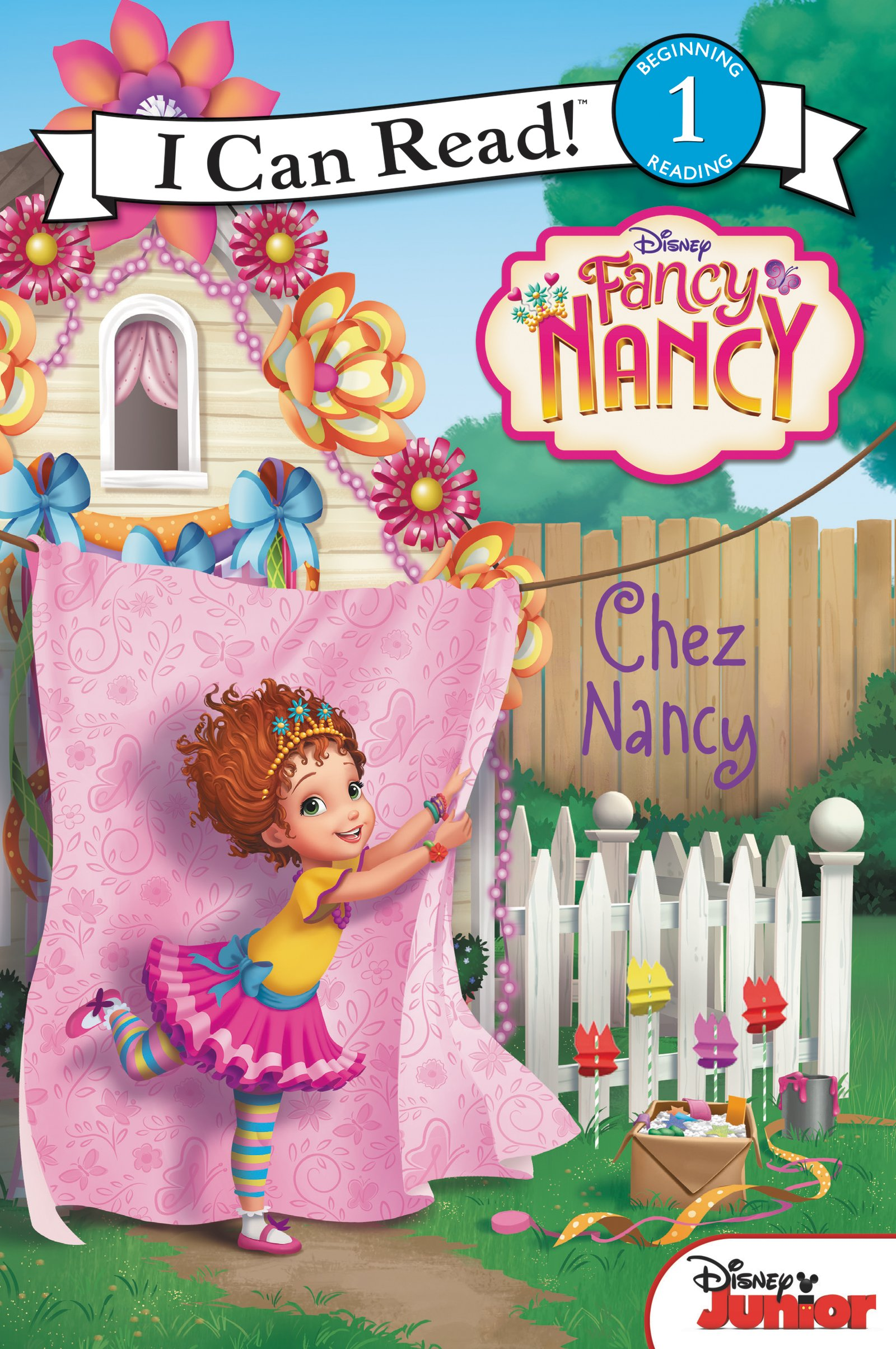 Chez Nancy Book Fancy Nancy Wiki Fandom