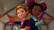 Nancy & Bree (SuperHero)