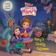 Nancy's Ghostly Halloween book