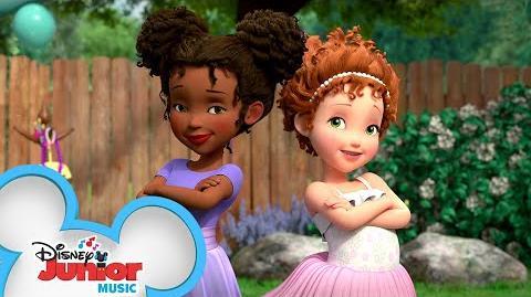 We've Got Rapport 👯 Music Video Fancy Nancy Disney Junior