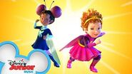 Dazzle Girl and Dragonfly Music Video Fancy Nancy Disney Junior