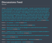 DiscussionsFeed