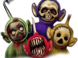 The Voodoo Teletubbies