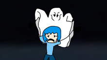 Charity runs away from the disguised ghost.png