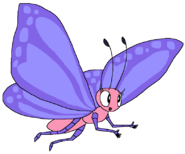 QT butterfly form abugslife in fridaynightfunkinadventuresseries