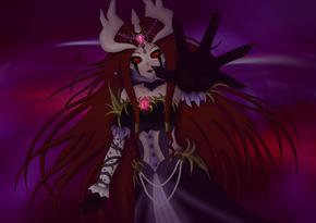 Satana powered up