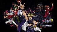 Hanate Yu-Gi-Oh V Protagonists AMV