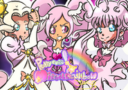Pretty Cure Miracle Rainbow