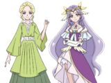 Fuurin Asumi (☆Wishes Pretty Cure☆)