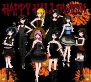 SkPC Halloween 2015