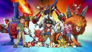Digimon Xros Wars OST 39 - Never Give Up! (TV Size)