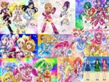 Pretty Cure All Stars New Stage 3: Kibou no Tomodachi!