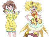Hiramitsu Hinata (☆Wishes Pretty Cure☆)