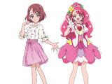 Hanadera Nodoka (☆Wishes Pretty Cure☆)