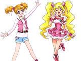 Momozono Love (☆Wishes Pretty Cure☆)