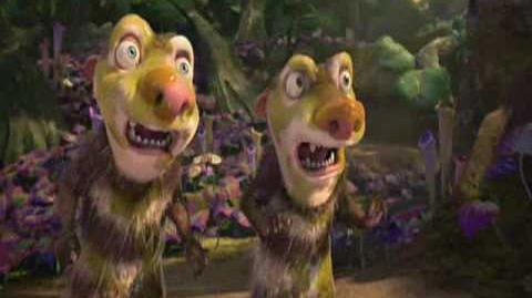 Ice Age 3 - Walk the dinosaur - Thanks for over 10,000 views!