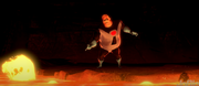 Incredible laughing at robot sinking in lava.png