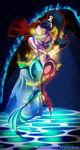 Mermaid ariel x genie jasmine enchanting kiss by hachimitsu ink-daeh87u