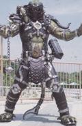 Grant (Kamen Rider: Spade Warrior)