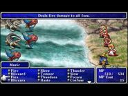 Final Fantasy 1 Walkthrough Longplay PSP Part 2-3