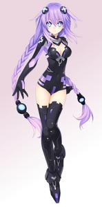 Hyperdimension Neptunia Purple Heart 2