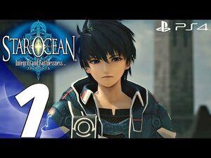 Star Ocean 5 - Gameplay Walkthrough Part 1 - Prologue (FIRST 2 HOURS)