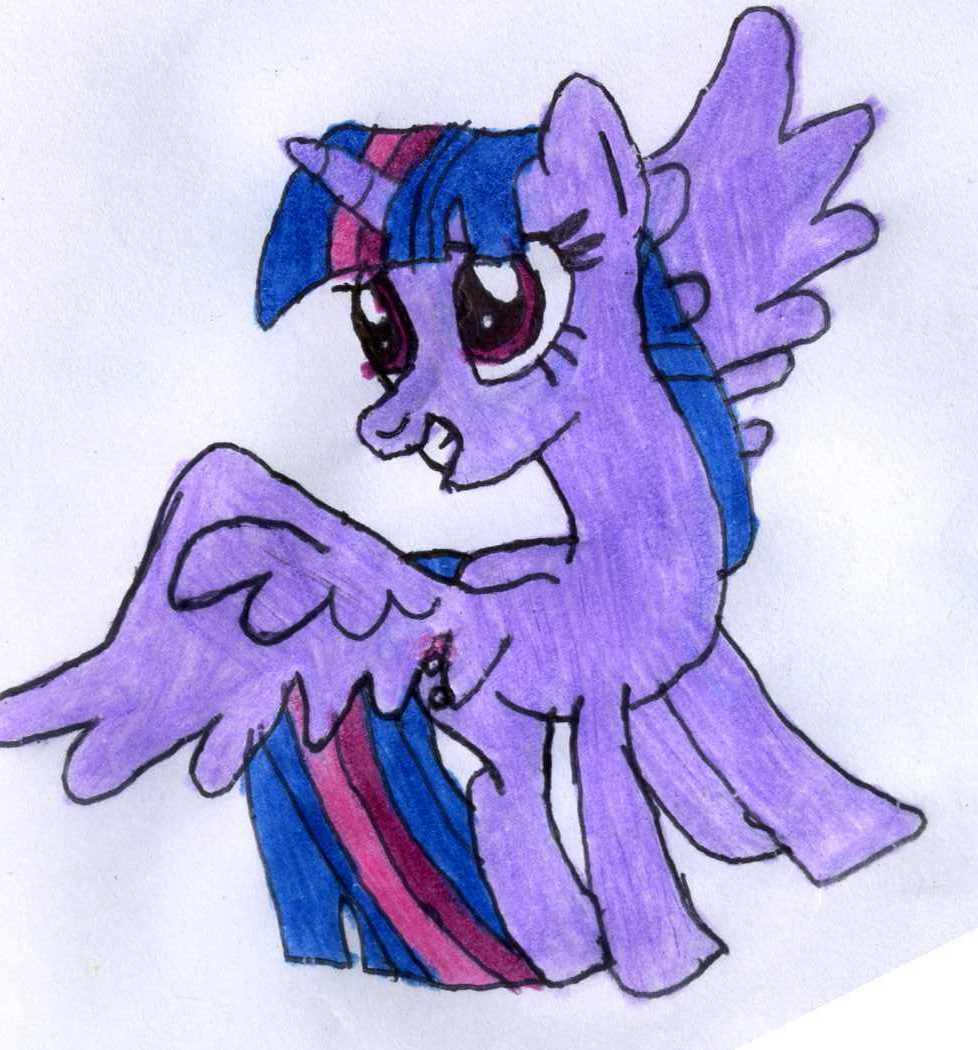 Twilight Sparkle (Character What)