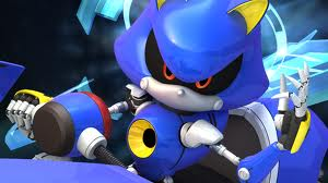 Metal Sonic (The New 20 Rivals)